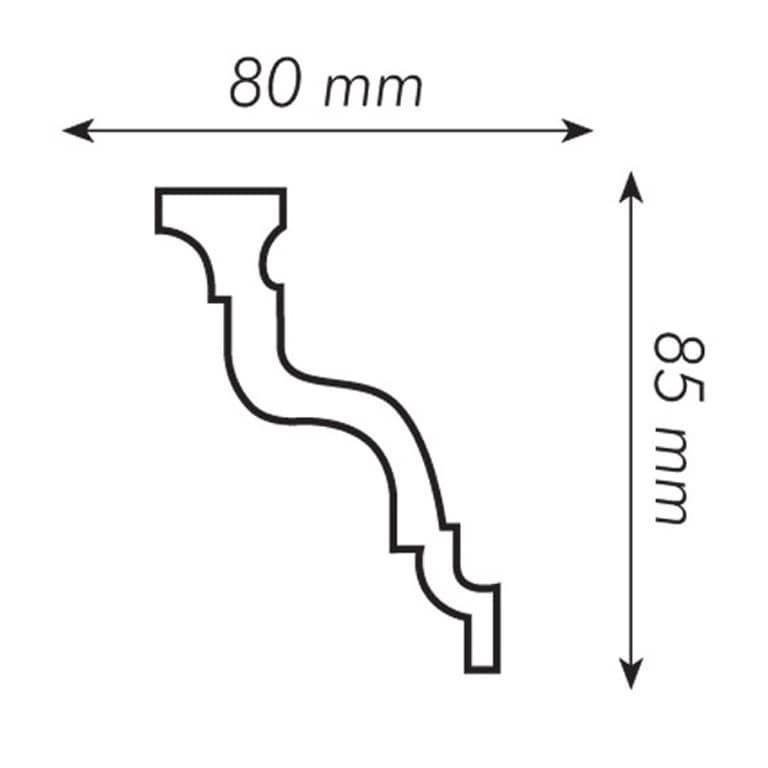 moldura-i763-poliestireno-extruido