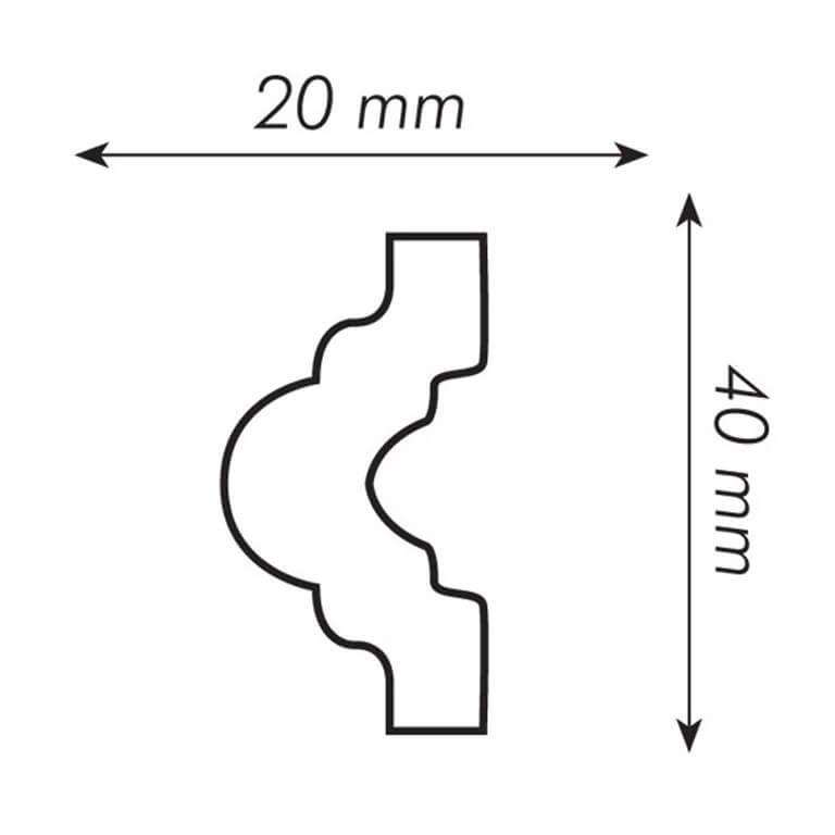 moldura-A10W-poliestireno-alta-densidad