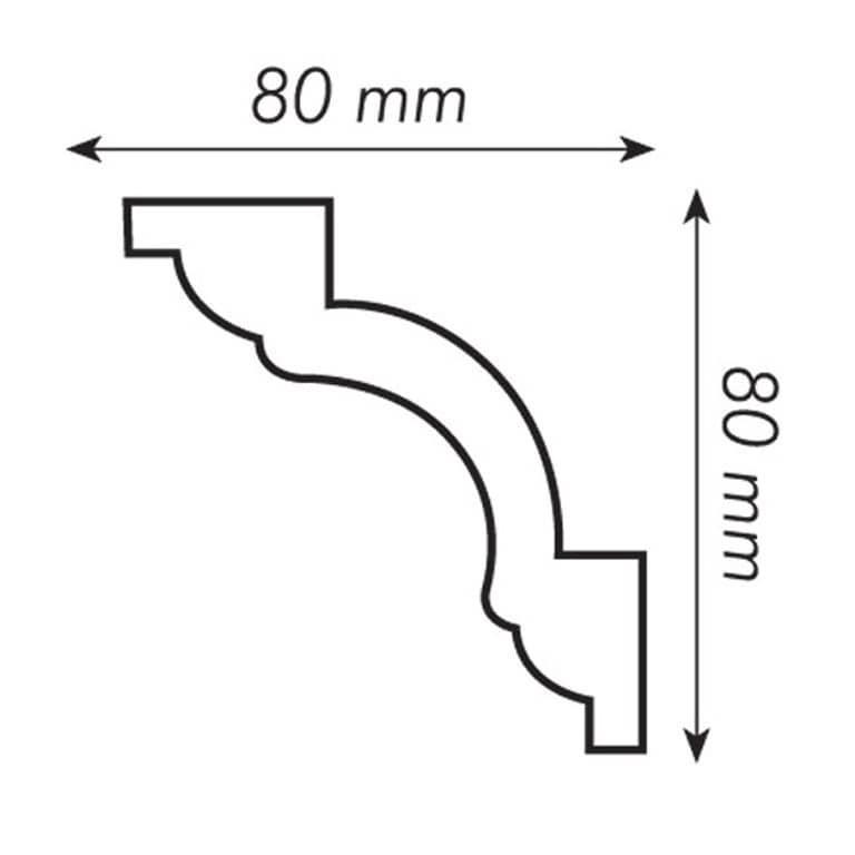 moldura-i780-poliestireno-extruido