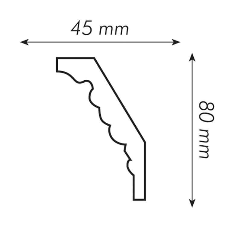moldura-x94-poliestireno-extruido